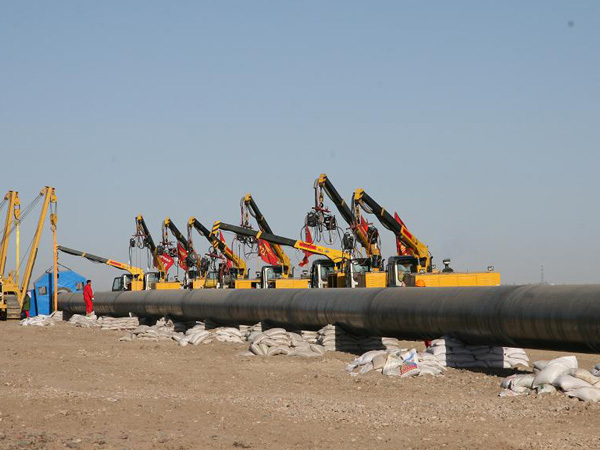 API 5L oil pipelines