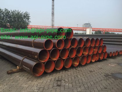 the application of API line pipe in petroleum and natural gas