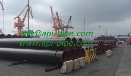 API steel pipes introduction