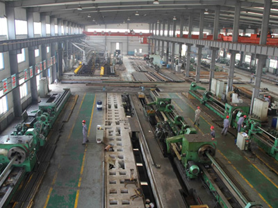 drill pipe production line-1