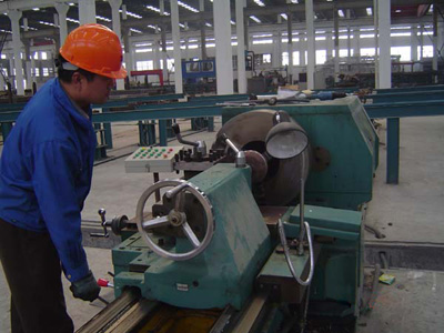 drill pipe production line-4