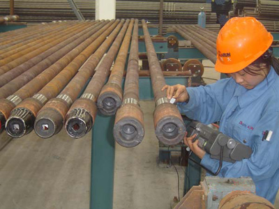 drill pipe production line-8