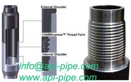 supplying tubing and casing pup joints